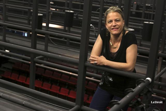 Anne-Marie White, nouvelle directrice générale et artistique de... (Patrick Woodbury, LeDroit)