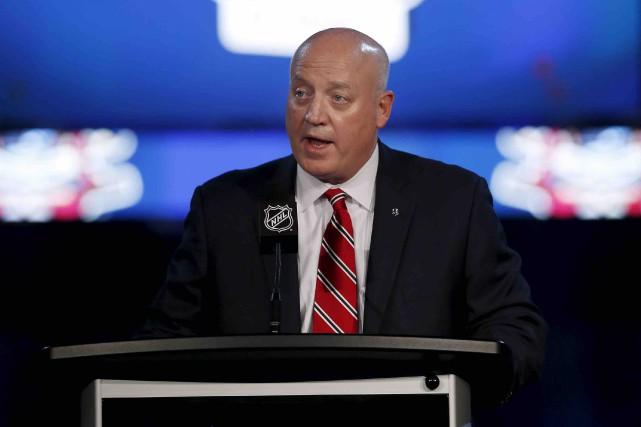 Selon Bill Daly, le bras droit du commissaire... (Photothèque Le Soleil, PC)