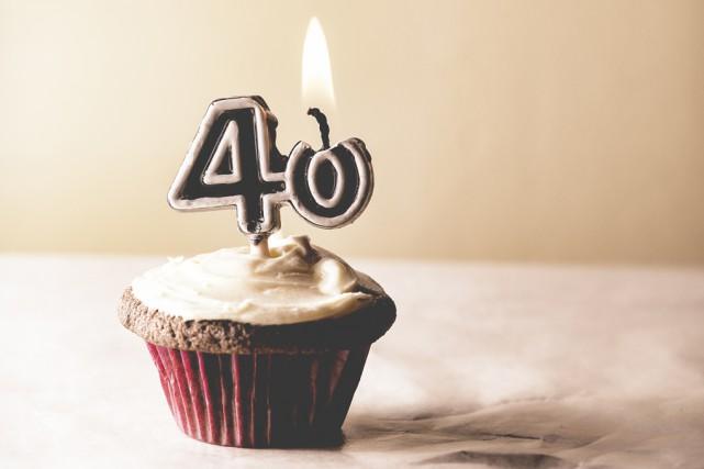 J'ai eu 40ans cette semaine et je me... (123RF)