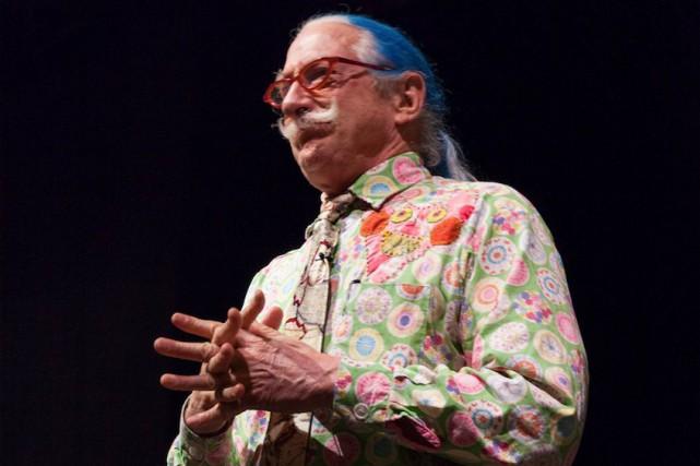 Patch Adams s'est montré une fois de plus... (Photo fournie par le festival ComediHa!)