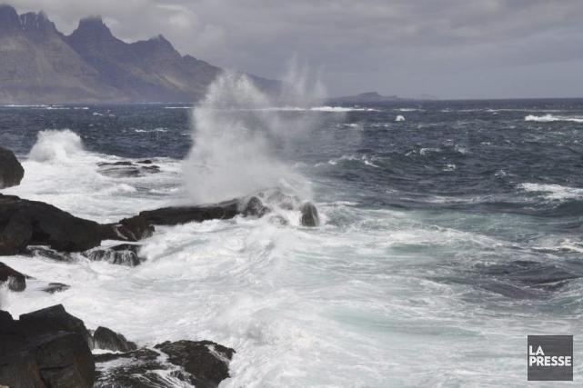 Deux adolescentes qui ont jeté à la mer, aux États-Unis, une bouteille... (Archives La Presse)