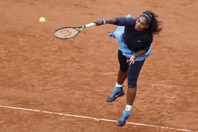Serena Williams tentera de remporter son quatrième titre... (AFP, Thomas Samson)