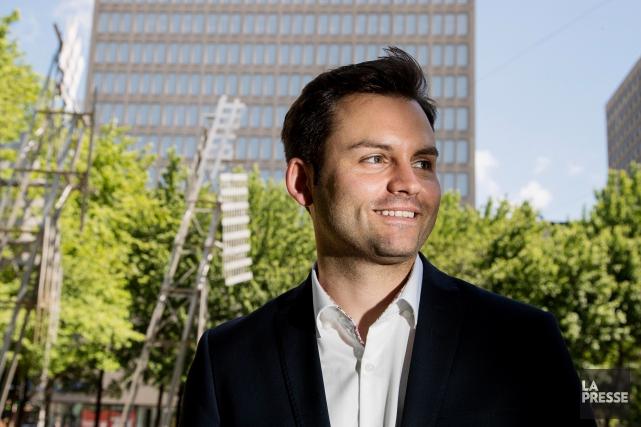 M. St-Pierre Plamondon lancera sa campagne de financement... (La Presse, Alain Roberge)