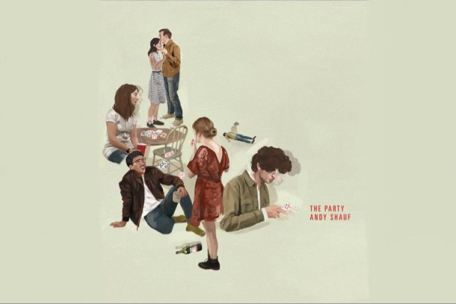 INDIE FOLK, The Party, Andy Shauf...