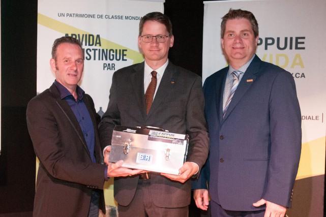 Le député de Jonquière Sylvain Gaudreault a été... (Photo Le Progrès-dimanche, Michel Tremblay)