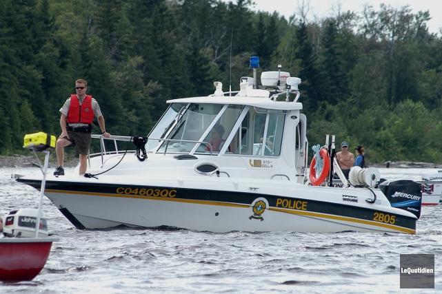 Tout au long de l'été, des patrouilleurs intercepteront... (PHOTO STEEVE TREMBLAY, ARCHIVES LE QUOTIDIEN)