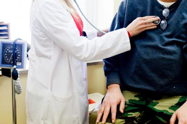 Le médecin connait toutes sortes d'entraves, d'interférences le... (Archives New York Times)