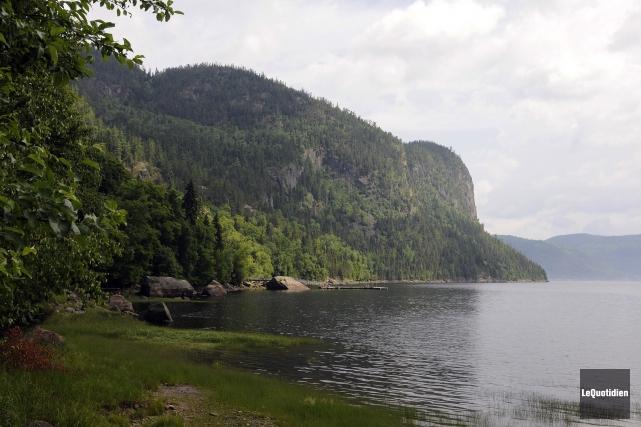 La salinité de l'eau du Saguenay et l'absence de grandes zones marécageuses sur... (Archives Le Quotidien, Mariane L. St-Gelais)