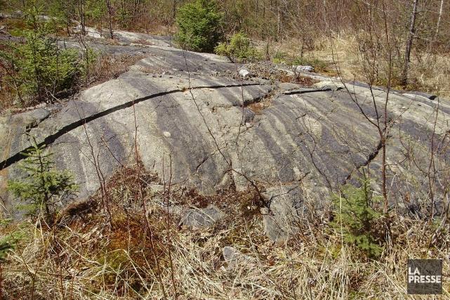 Une formation la prospection minière aura lieu à... (Archives, La Presse)