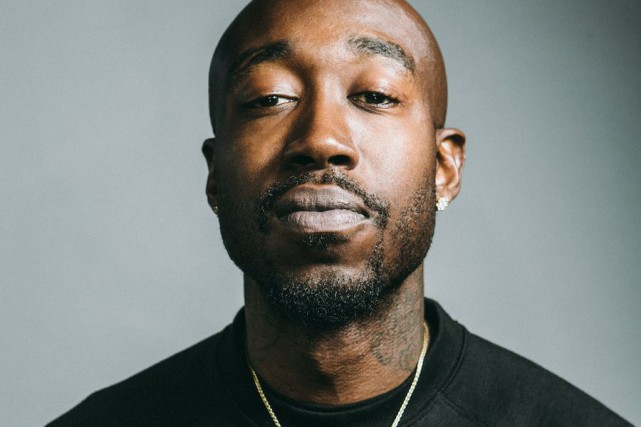 Freddie Gibbs... (PHOTO ARCHIVES AFP)