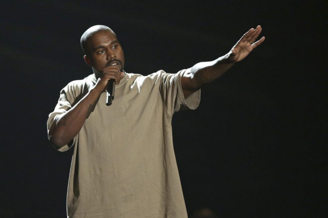 Kanye West... (Photo Matt Sayles, archives Associated Press)