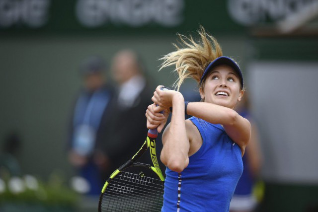 Eugenie Bouchard... (PHOTO MARTIN BUREAU, ARCHIVES AFP)