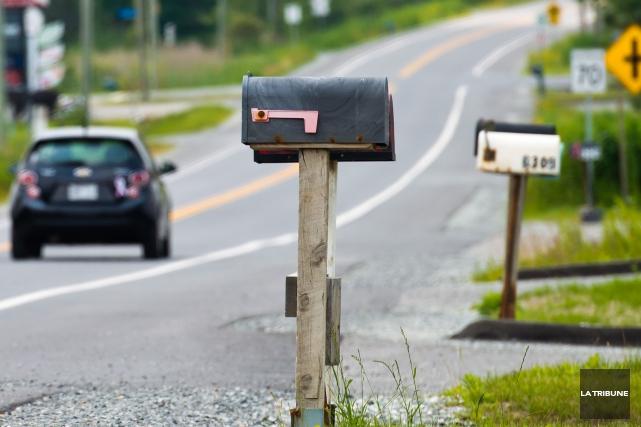 Un chauffard devra acquitter une somme de plus de 1500 $ pour sa conduite sur... (Archives La Tribune)
