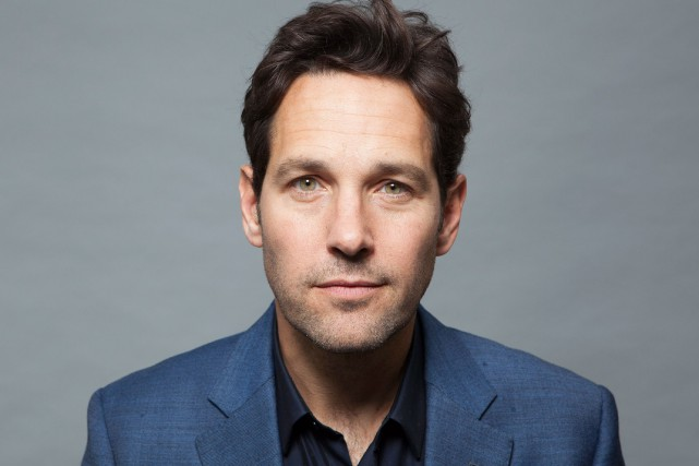 Paul Rudd sera l'une des deux têtes d'affiche... (Photo archives Associated Press)