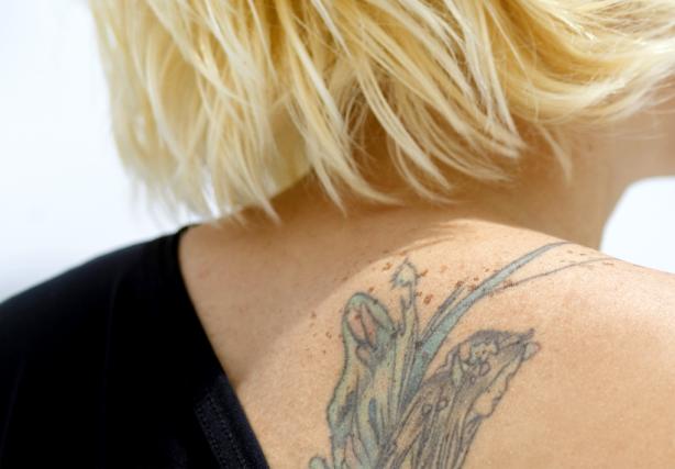 «Les résultats [du tatouage] sont bien souvent inesthétiques,... (Photo Thinkstock)