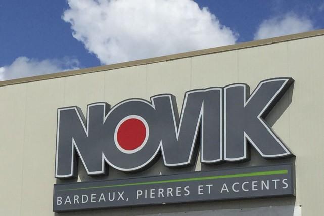 Novik, une entreprise de Québec spécialisée dans le... (Fournie par Novik)