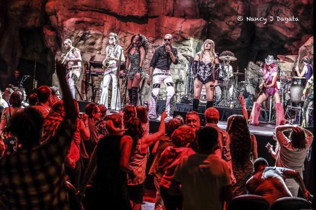 Le Boogie Wonder Band sera de la fête.... (Nancy J. Dagata)