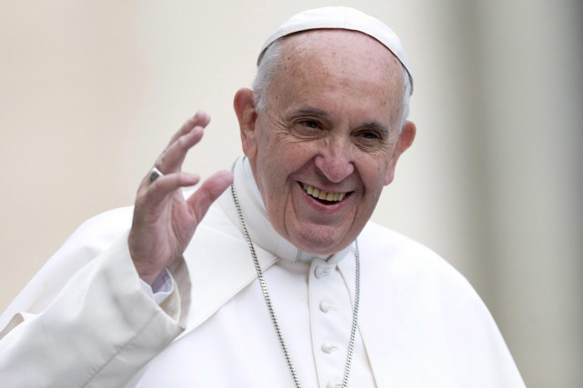 Le pape François passera-t-il par Trois-Rivières en 2017?...