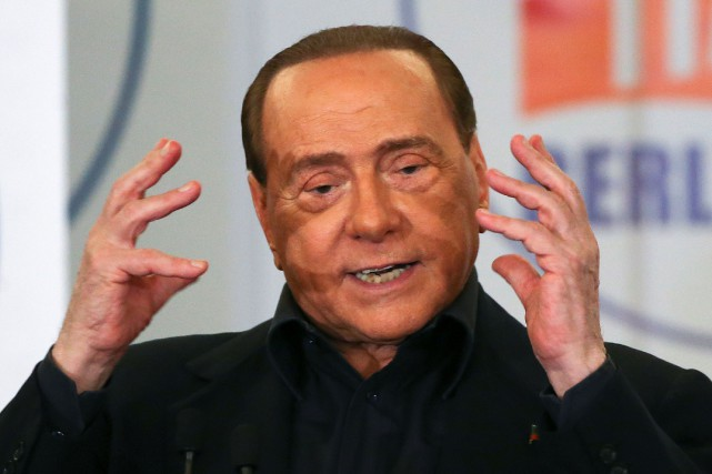 Sylvio Berlusconi, qui aura 80 ans en septembre,... (Photo archives Reuters)