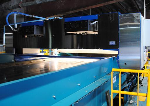 Machinexvient tout juste d'installer un système de tri de contenants dernier... (Photo fournie)