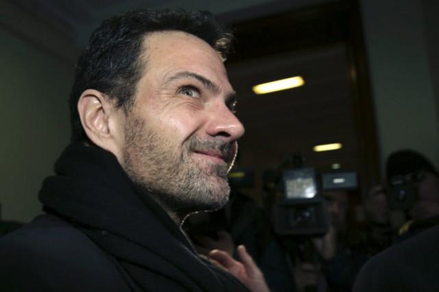 Jérôme Kerviel... (PHOTO KENZO TRIBOUILLARD, ARCHIVES AFP)