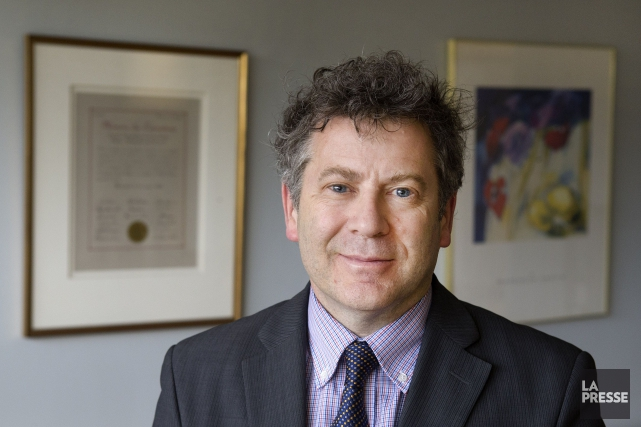 Jean-François Thuot, directeur général du Conseil Interprofessionnel du... (PHOTO ROBERT SKINNER, LA PRESSE)