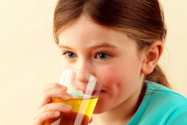 Les enfants qui ont une gastroentérite sévère mais... (Photo Masterfile)