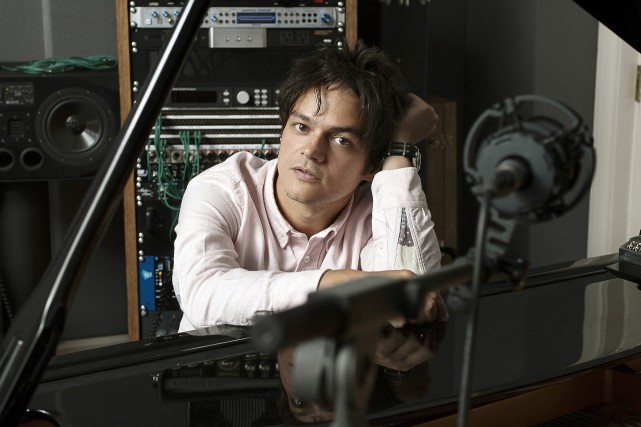 Jamie Cullum... (PHOTO MCVIRN ETIENNE, ARCHIVES ASSOCIATED PRESS)
