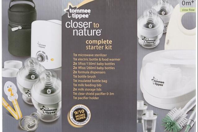 Quelque 17 500 chauffe-biberons et chauffe-repas électriques de marque Tommee... (Courtoisie, Santé Canada)