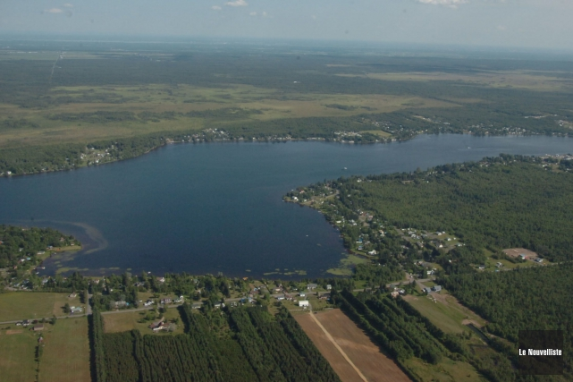 Le lac à la Tortue... (Archives Le Nouvelliste)