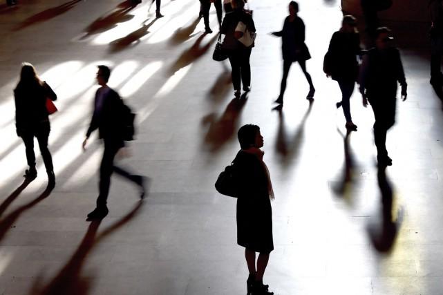 Les jeunes gens d'affaires croient au potentiel de... (Archives AFP)