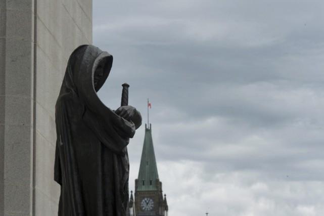 Le nouveau paradigme au Sénat rend le sort... (PHOTO PC)