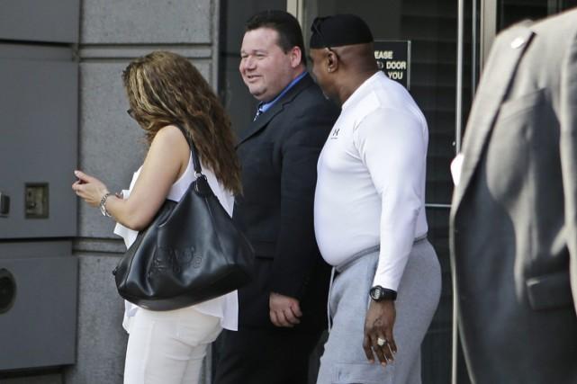 Le procès a confirmé le rôle prépondérant d'Eliseo... (ARCHIVES AP)