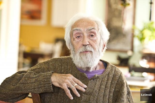 Gilles Provost a reçu un nouvel honneur cette... (Martin Roy, archives LeDroit)