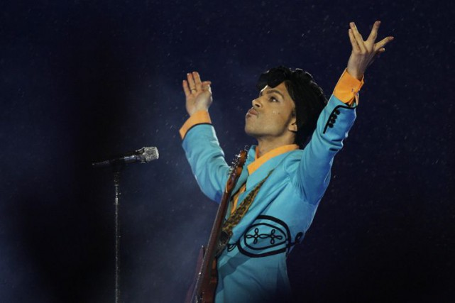 L'étendue de la fortune de Prince n'est pas... (Archives, Associated Press)