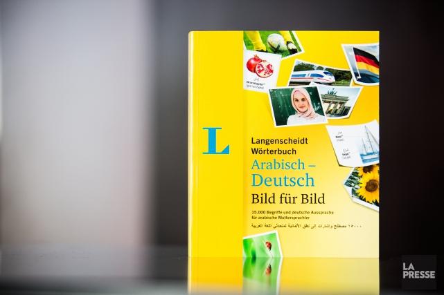 Un partenaire allemand a commandé 66 000 exemplaires... (PHOTO ÉDOUARD PLANTE-FRÉCHETTE, LA PRESSE)