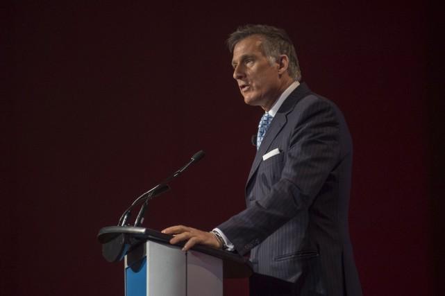 Selon Maxime Bernier, c'est en abolissant le Conseil... (La Presse Canadienne, Eduardo Lima)
