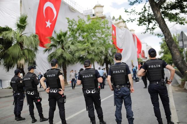 L'attaque de mercredi s'est produite un peu plus... (Photo AFP)