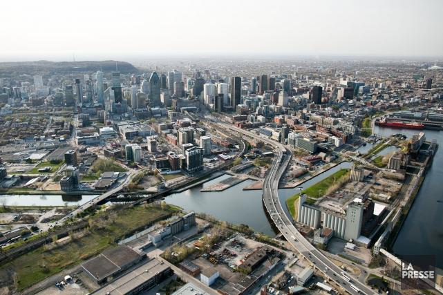En 2015, Montréal disait ainsi vouloir «créer un... (PHOTO MARTIN TREMBLAY, LA PRESSE)