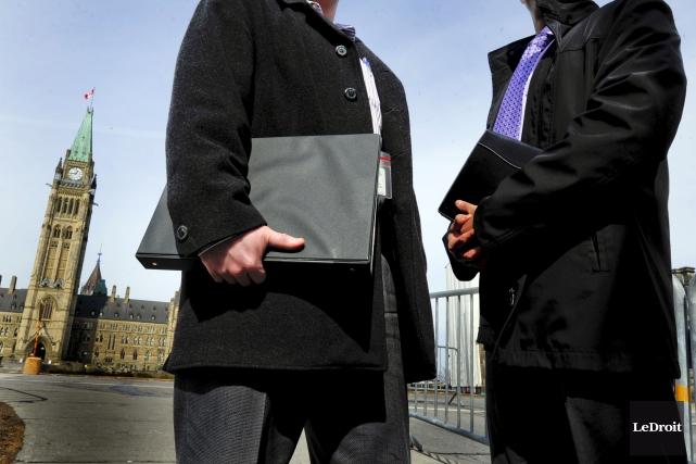 Un employé sous réglementation fédérale non protégé par... (Archives Le Droit)