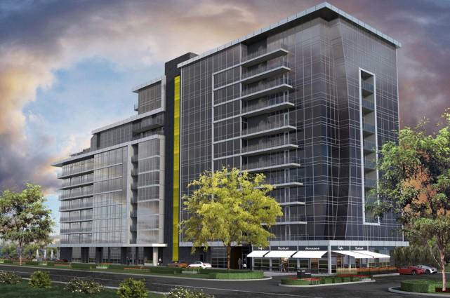 Un projet immobilier de 150 millions $ lèvera...