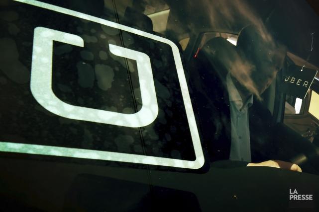 Uber deviendra un «bénéfice pour la population» si elle se soumet à la loi... (AFP, Mark Ralston)
