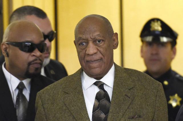 Bill Cosbyest poursuivi pour agression sexuelle aggravée, en... (PHOTO Clem Murray, REUTERS)