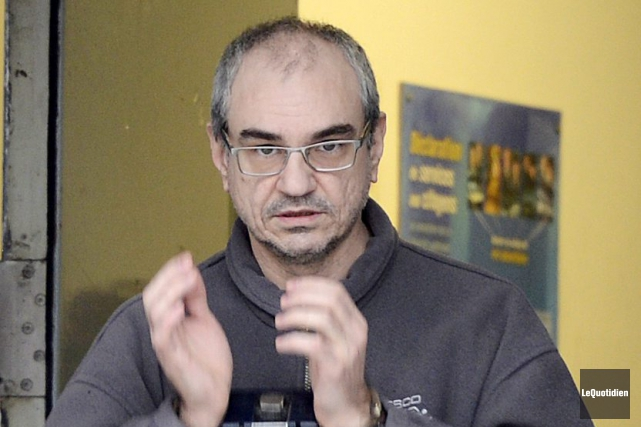 Éric Fortin avait été condamné en décembre 2015... (Photo Le Quotidien, Jeannot Lévesque)