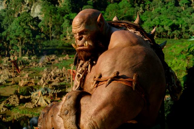 Visuellement proche du Seigneur des anneaux, Warcraft raconte... (Photo fournie par Universal)