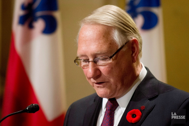 L'ex-maire de Montréal Gérald Tremblay... (PHOTO OLIVIER JEAN, ARCHIVES LA PRESSE)