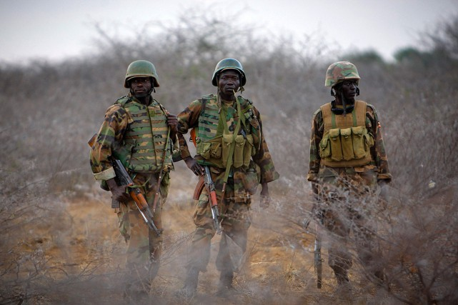 La mission de l'Union africaine en Somalie (AMISOM) a... (PHOTO STUART PRICE, ARCHIVES REUTERS)