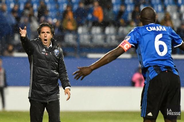 L'Impactn'a qu'une victoire à son actif à ses... (Photo Bernard Brault, La Presse)