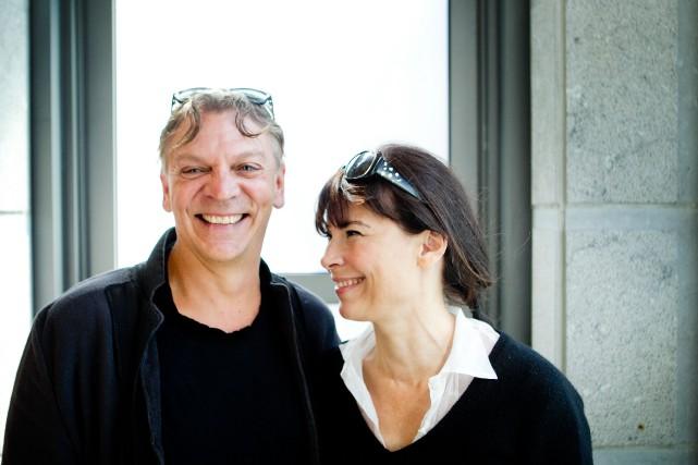 Cet été, Marc Labrèche et Anne Dorval seront... (PHOTO MARCO CAMPANOZZI, Archives LA PRESSE)