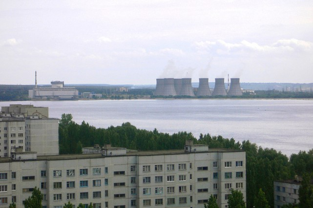 Novovoronej est une ville de 30000 habitants née... (PHOTO WIKIPÉDIA)